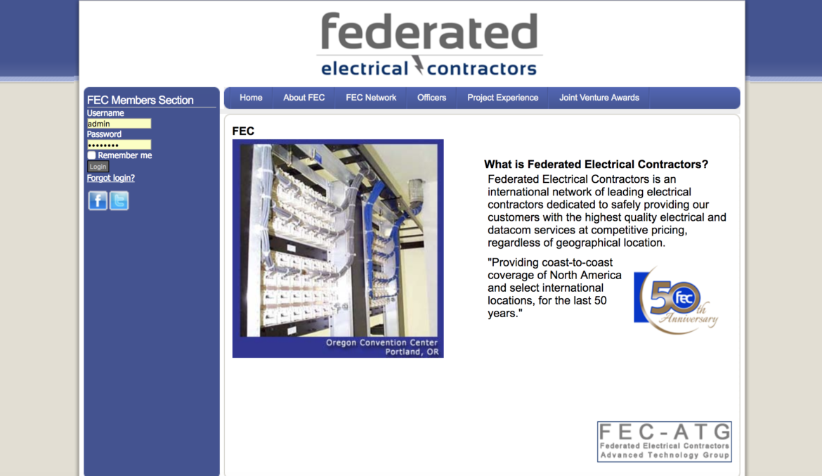 Federated Electric